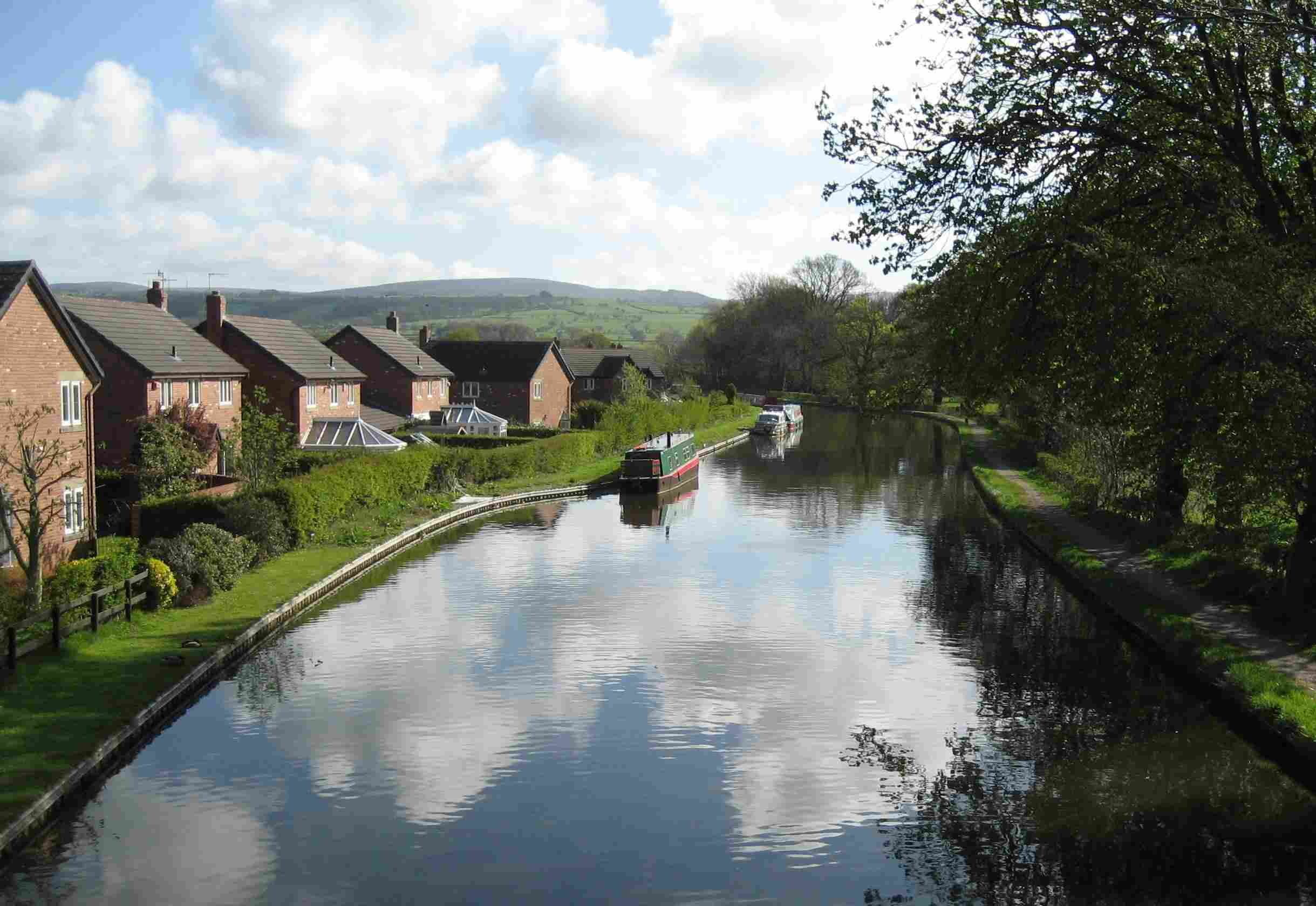 DN28 Lancaster canal